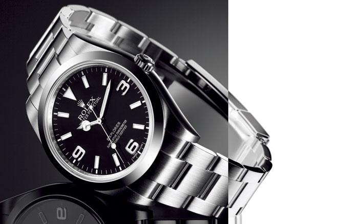 brand new 64471 ff741 90点】ロレックス/エクスプローラー | 高級腕時計専門誌 ...