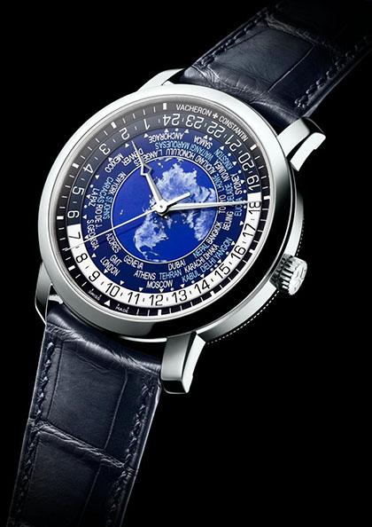 ワールドタイムの腕時計は魅力満載!タイプ別に紹 …