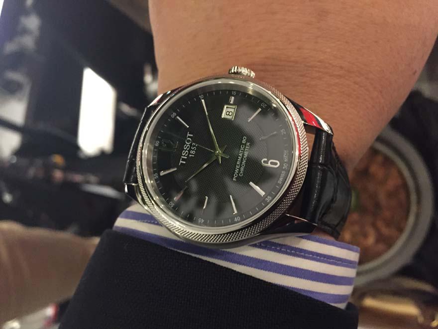 buy popular 00f2b 096f7 ティソ「バラード オートマティック」/2017新作 | 高級腕時計 ...