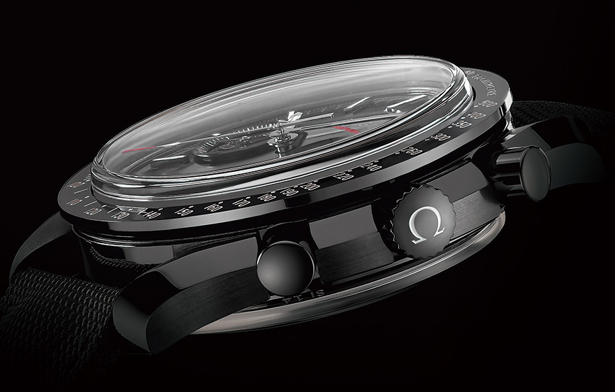 new style 48cae fbe1e オメガのオールセラミックケース   高級腕時計専門誌クロノス ...
