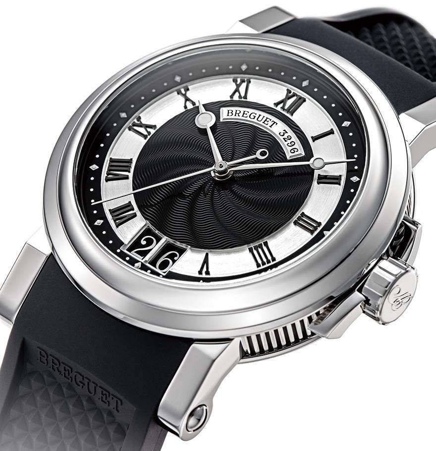 quality design c2dba ec22e ブレゲ マリーンの万有引力 | 高級腕時計専門誌クロノス日本版 ...