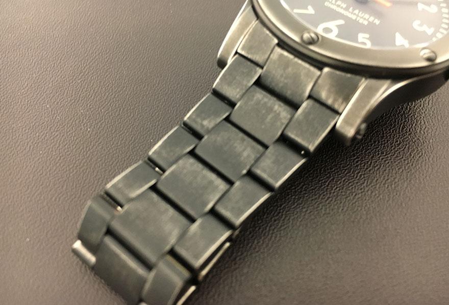 RL67サファリ エイジング ブレスレット 39MM