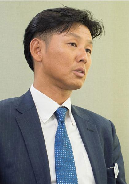渡辺健司氏