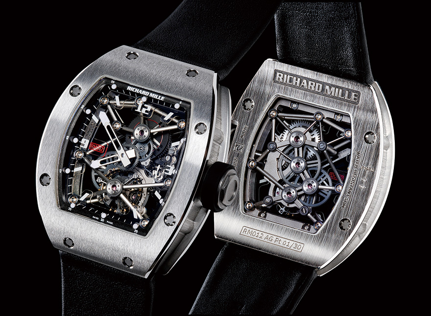 uk availability e0466 c3a7b リシャール・ミル/トゥールビヨン1945 Part.2 | 高級腕時計専門 ...