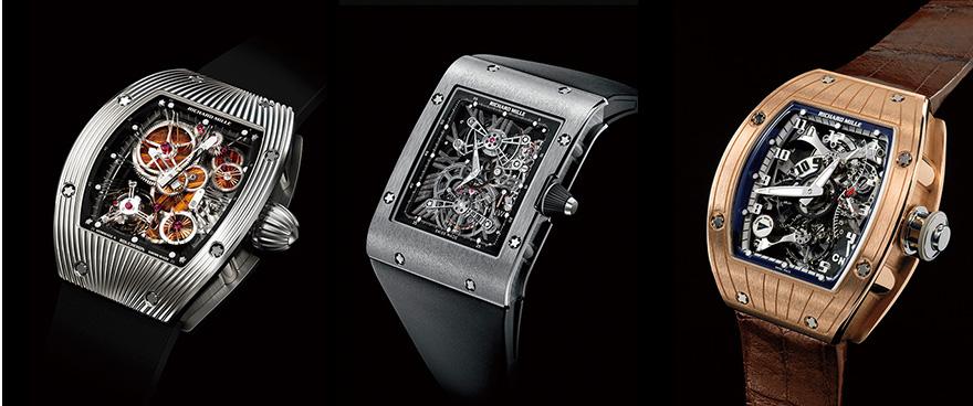 uk availability f8062 34e05 リシャール・ミル/トゥールビヨン1945 Part.2 | 高級腕時計専門 ...