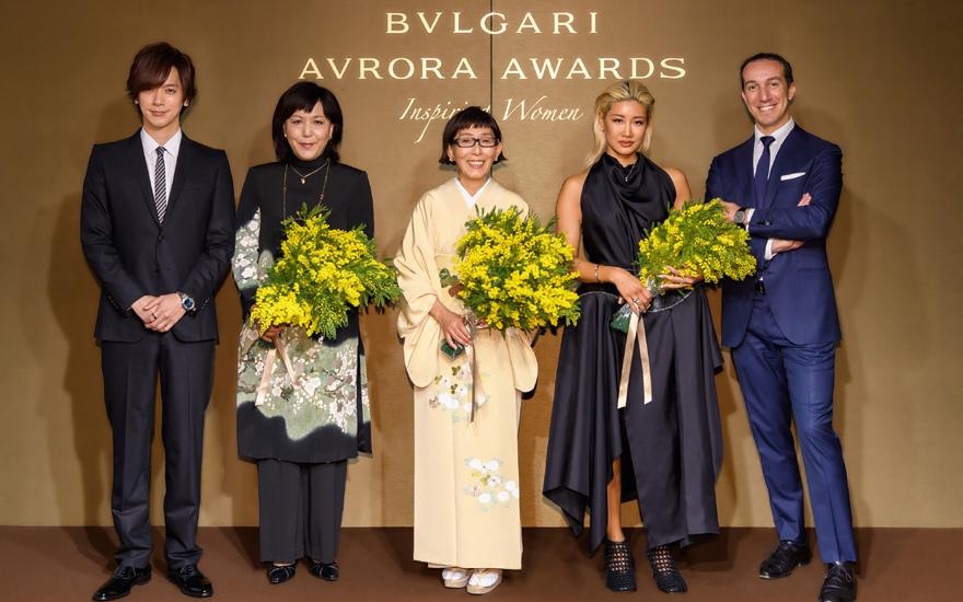ブルガリ アウローラ アワード 2018 記者会見を実施 高級腕時計専門誌