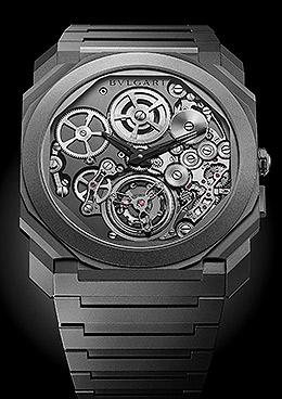 buy online b28c4 9f0d8 バーゼルワールド2018新作 / ブルガリ | 高級腕時計専門誌 ...