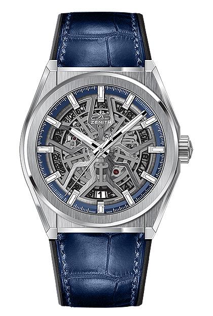 official photos 7f5b5 5bf0e バーゼルワールド / ゼニス デファイ クラシック | 高級腕時計 ...