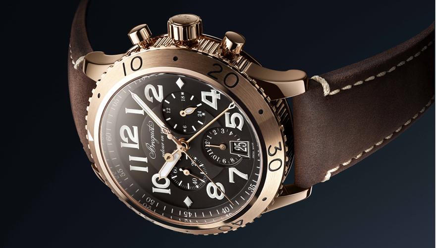 finest selection 78bb1 bc6a7 BREGUET TYPE XXI 3817 LIMITED をブレゲ ブティック銀座にて ...