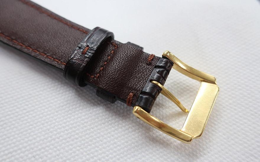 7843d41871c8 しかし、防水加工が施されている。ベルト自体はウェルダー仕立てだが、曲がりは良く、コバ処理が入念なため、高級感もある。