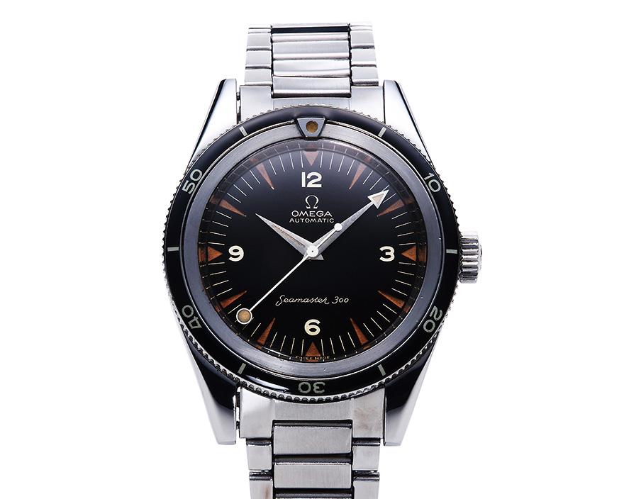 size 40 b1f48 a3f5f オメガ/シーマスター300 Part.1 | 高級腕時計専門誌クロノス ...