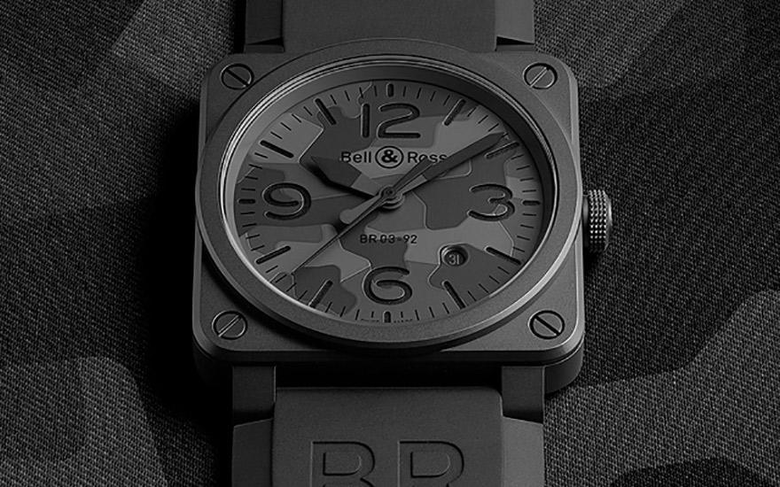 BR 03-92 ブラック カモ