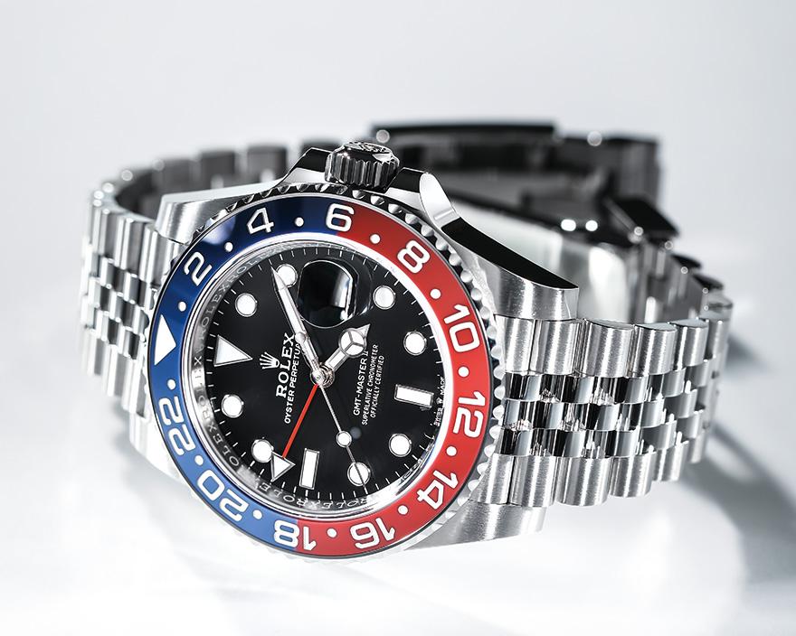 half off 5f57d 7b836 94点】ロレックス/ オイスター パーペチュアル GMTマスターⅡ ...