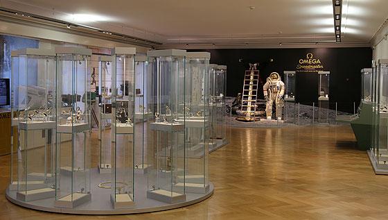 オメガ ミュージアム