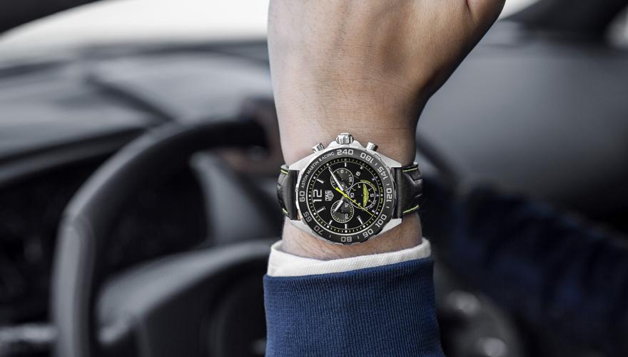 on sale 389e7 e7c21 タグ・ホイヤー×アストンマーティンの2作目が登場 | 高級腕時計 ...