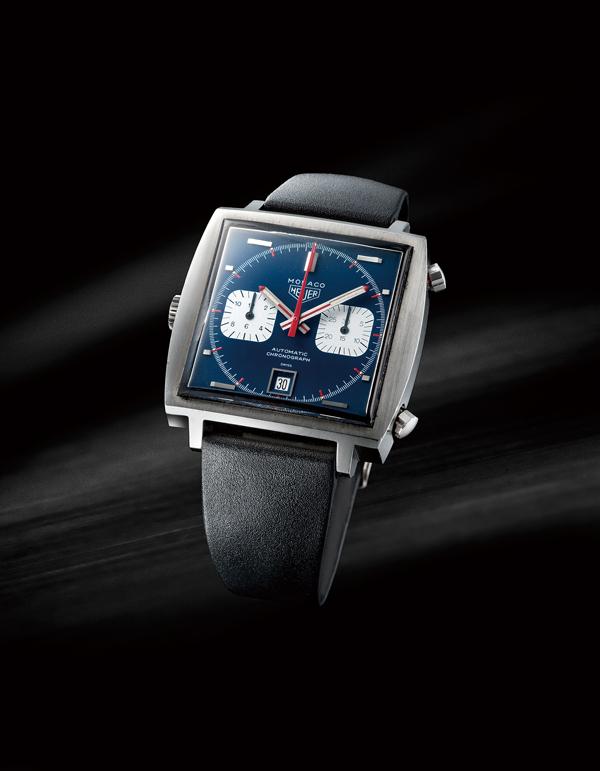 pretty nice 0438d 7a3f6 タグ・ホイヤー/モナコ Part.1 | 高級腕時計専門誌クロノス日本 ...