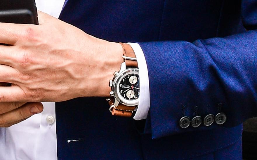 オーランド・ブルームの時計
