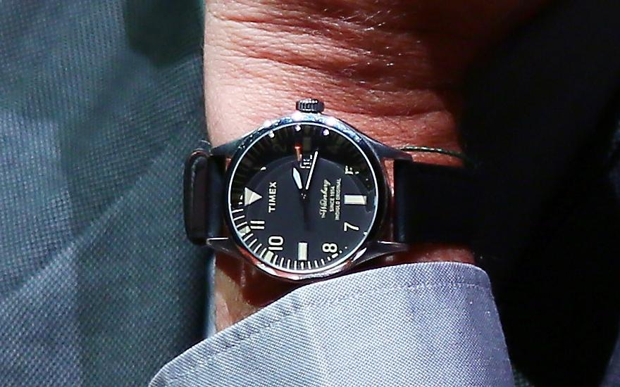 トムハンクス時計