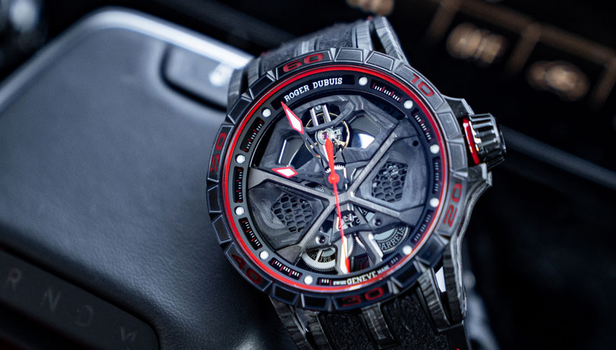 sports shoes e1e33 c283d ロジェ・デュブイが4本の新作を追加発表 | 高級腕時計専門誌 ...