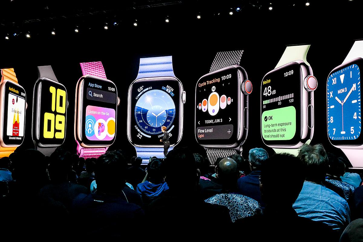WWDC2019, Apple Watch