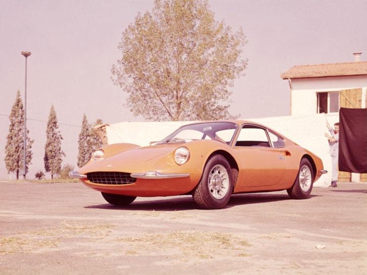 ディーノ 206GT