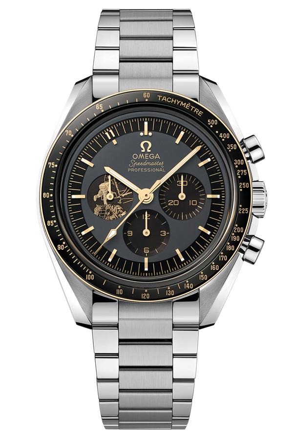 スピードマスター アポロ11号 50周年記念 リミテッドエディション
