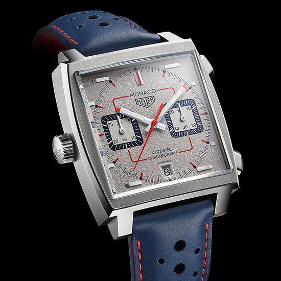 online retailer 45faa bf6df タグ・ホイヤーが1990年代を反映したモナコのリミテッドモデル第 ...