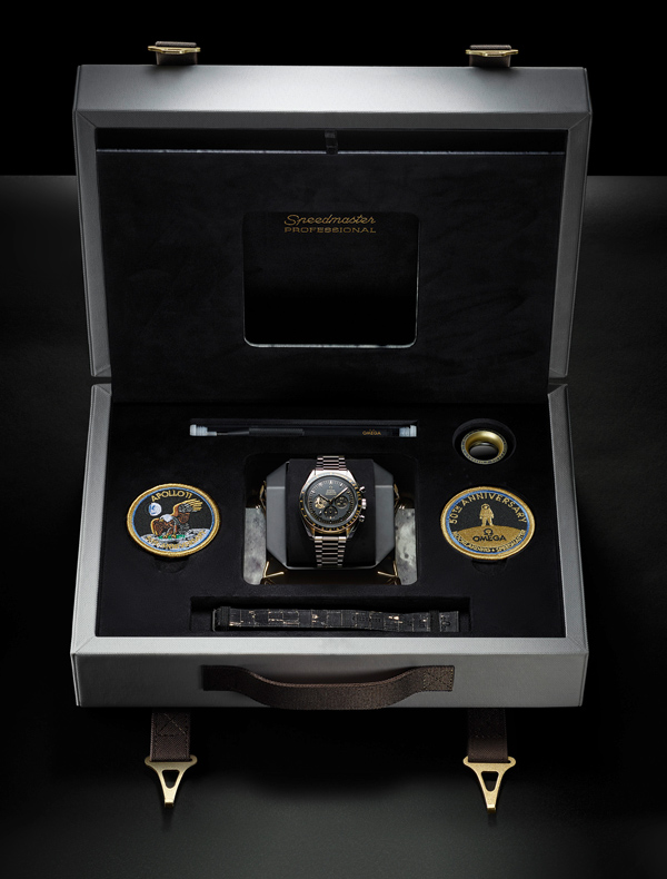 スピードマスター アポロ11号 50周年記念 リミテッド エディション