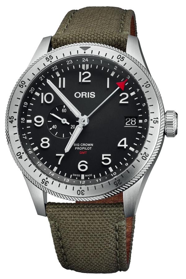 ビッグクラウン プロパイロット タイマー GMT
