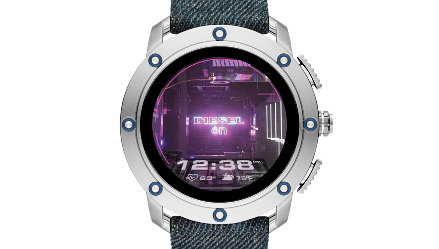 Diesel On Axial Smartwatch