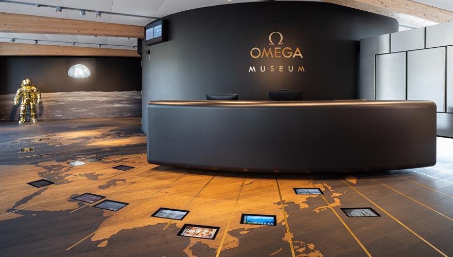 オメガのミュージアム