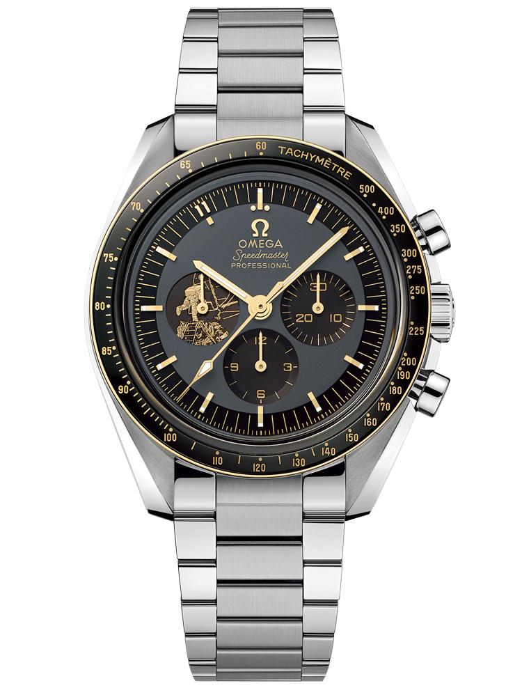 スピードマスター アポロ11号 50周年記念