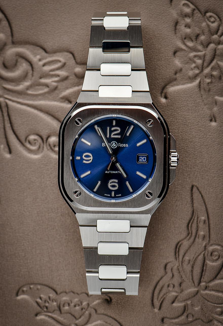 BR 05 BLUE