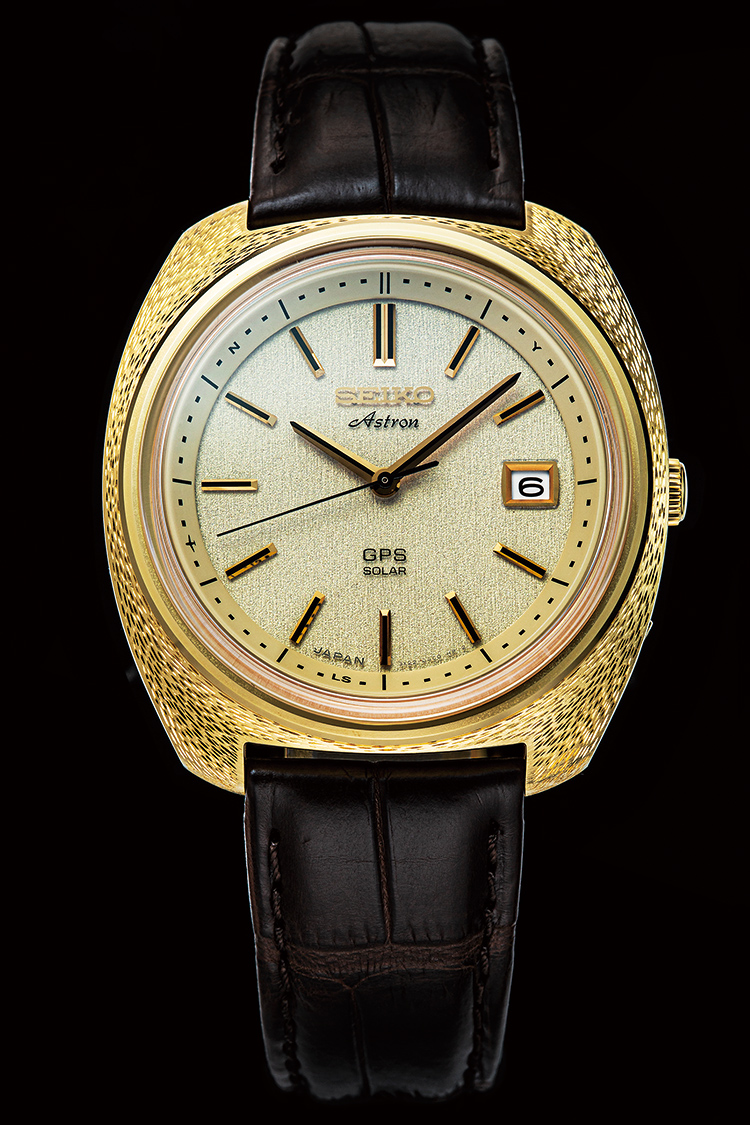 1969 クオーツ アストロン 50周年記念限定モデル 18Kゴールド