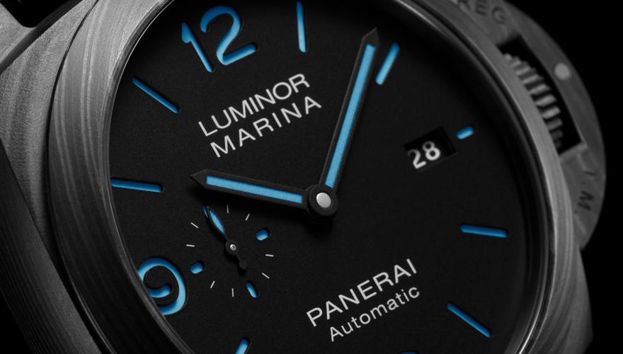 ルミノール マリーナ カーボテック™– 44mm