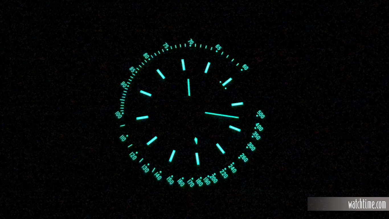 スピードマスター ダーク サイド オブ ザ ムーン アポロ8号