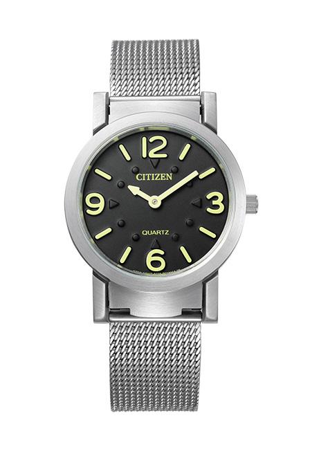 視覚障害者対応腕時計 Ref.AC2200-55E