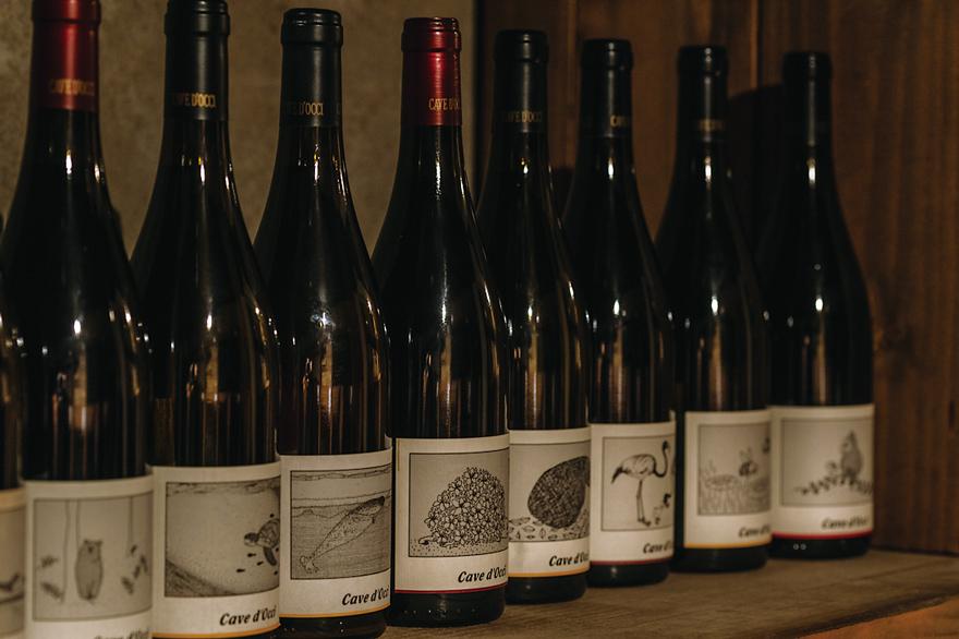 ワイン どうぶつシリーズ
