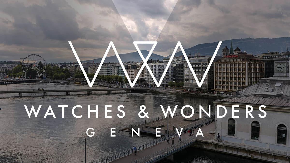 ウォッチズ&ワンダーズ ジュネーブ
