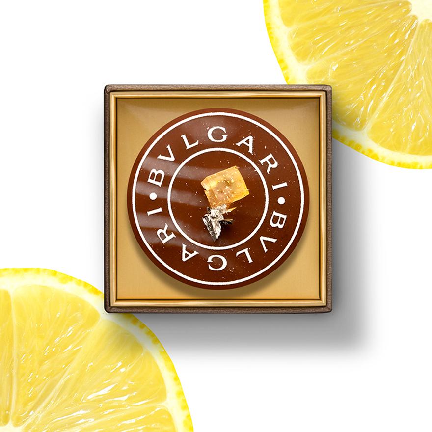 ブルガリ イル・チョコラート ダージリン・レモン
