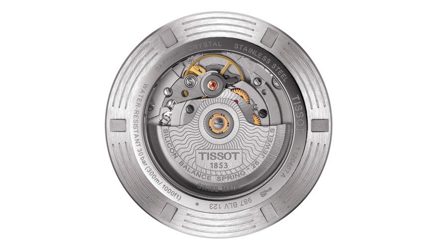 ティソ シースター 1000 ジャパンリミテッドエディション