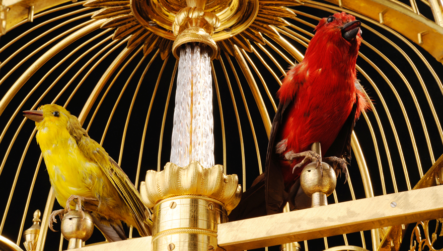 パルミジャーニ 鳥籠