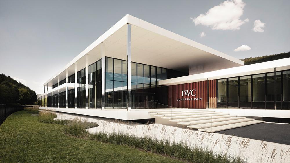 IWCの工場