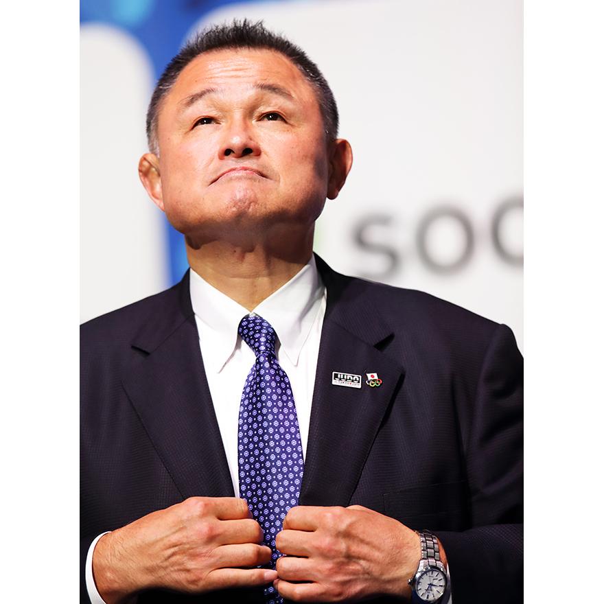 日本オリンピック委員会会長を務める柔道家、山下泰裕が選ぶ腕時計は ...