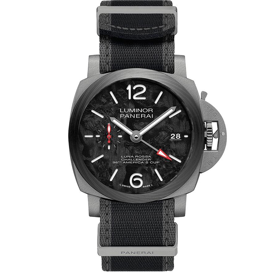 ルミノール ルナロッサ GMT - 42mm