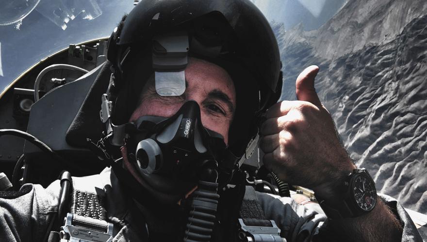 IWC パイロット・ウォッチ・クロノグラフ・トップガン SFTI