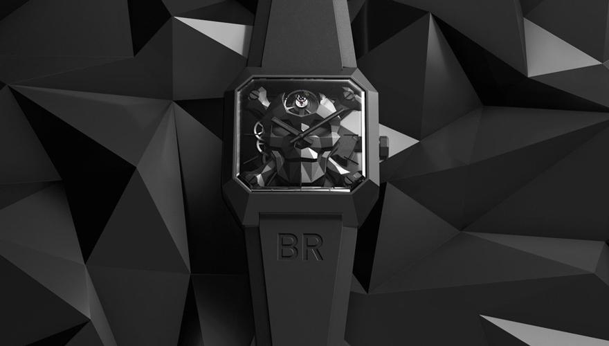 ベル&ロス BR 01 サイバースカル