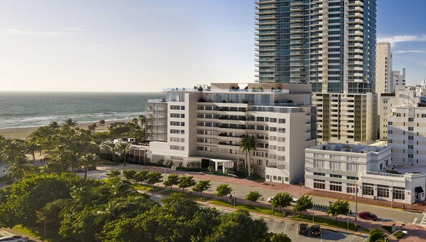 ブルガリ ホテル マイアミビーチ