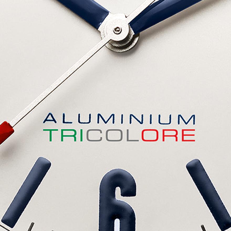 ブルガリ アルミニウム トリコロール