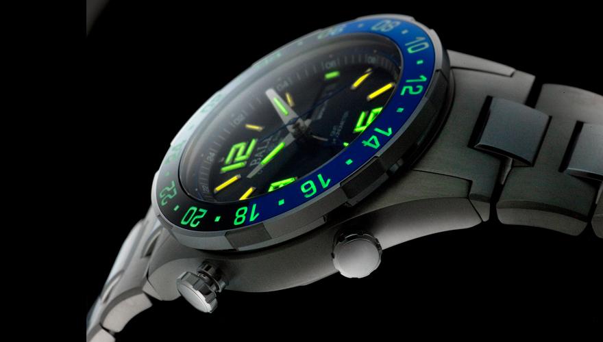 ボールウォッチ ロードマスター マリン GMT